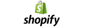 Official Shopify Logo