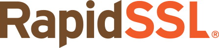 Official RapidSSL Logo